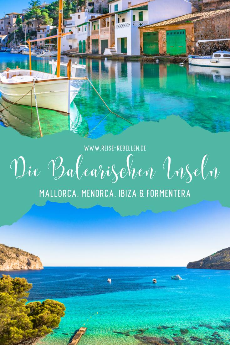 Die Balearischen Inseln