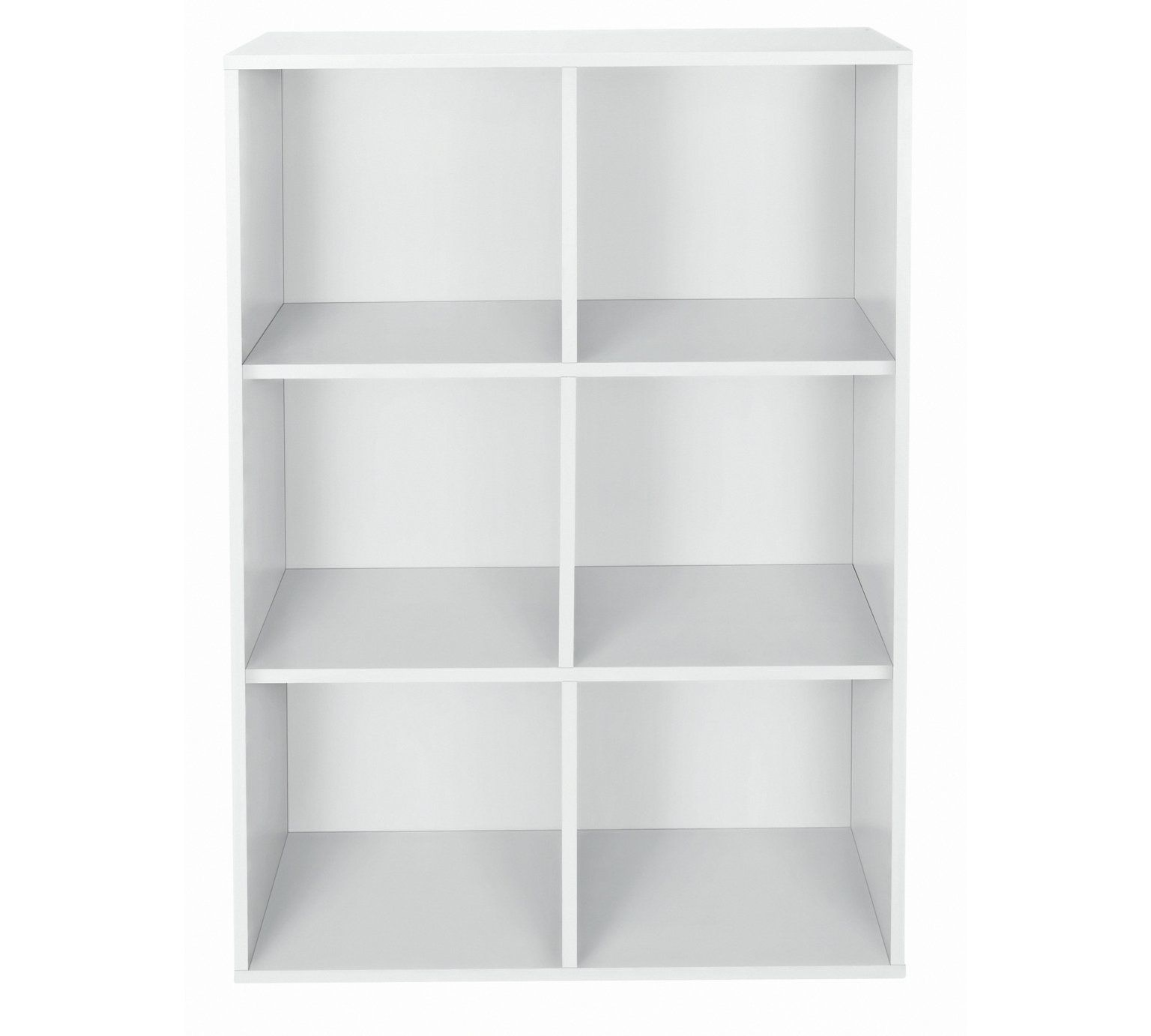 Buy Home Phoenix 6 Cube Storage Unit White At Argos Co Uk Visit