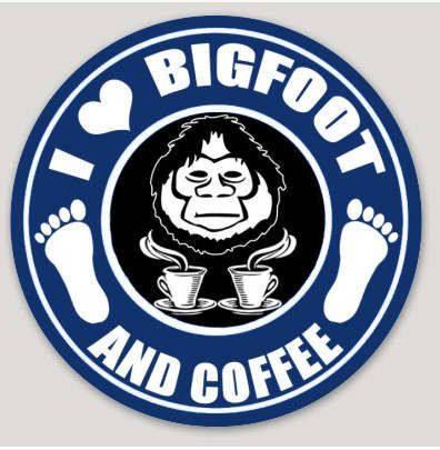 Bigfoot Community Sticker