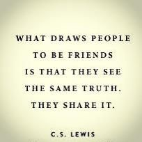 #59   Friends | Top 100 C.S. Lewis Quotes | Deseret News