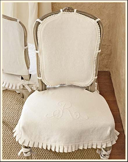 My Faux French Chateau French Inspired Design - Slipcovers - Bad Reputation - Great Look!  sc 1 st  Pinterest & My Faux French Chateau: French Inspired Design - Slipcovers - Bad ...