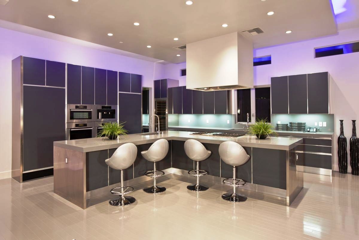 Modern Kitchen Lighting To Make A Big Difference Quickly Replace Switches With Dimmers
