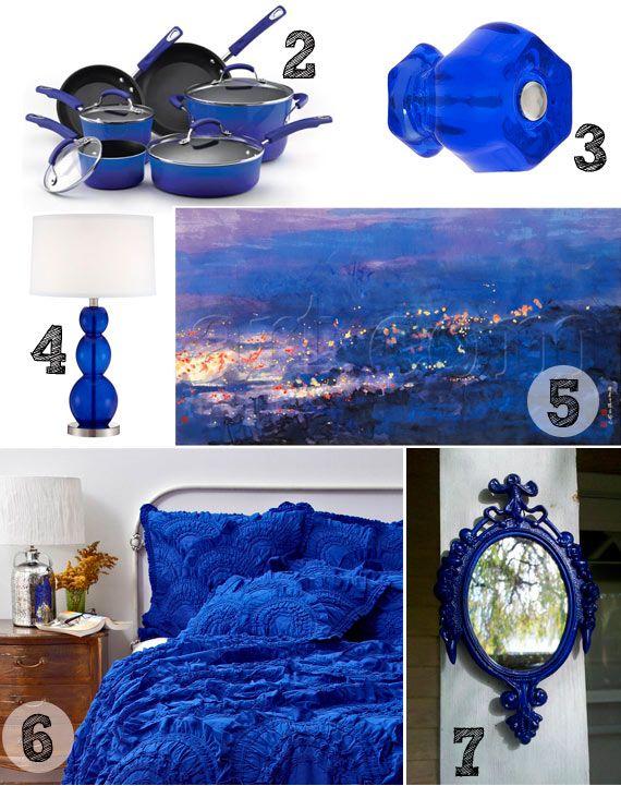 Cobalt Home Decor