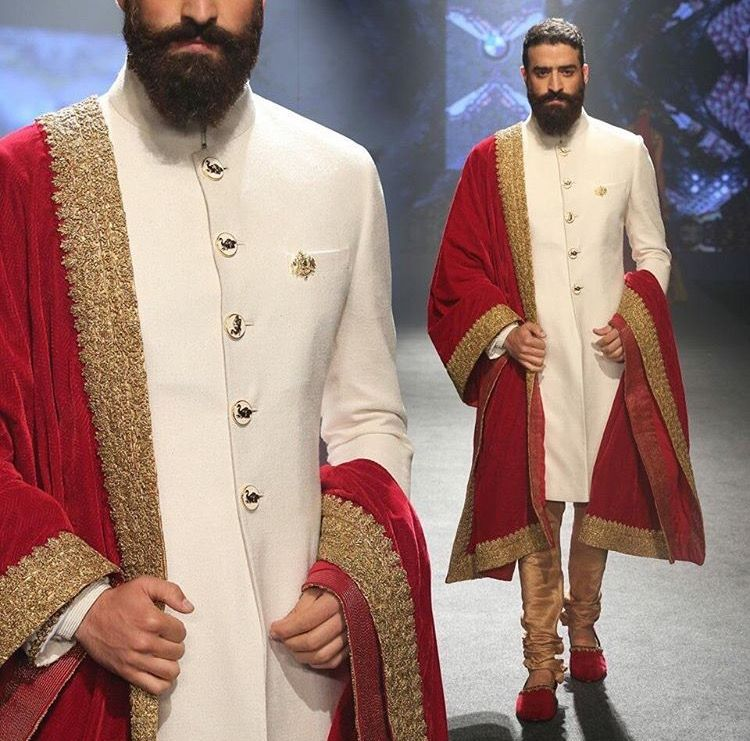 Pin by @Dil_Di_Gal_Couture (Instagram) on Indian Grooms ...