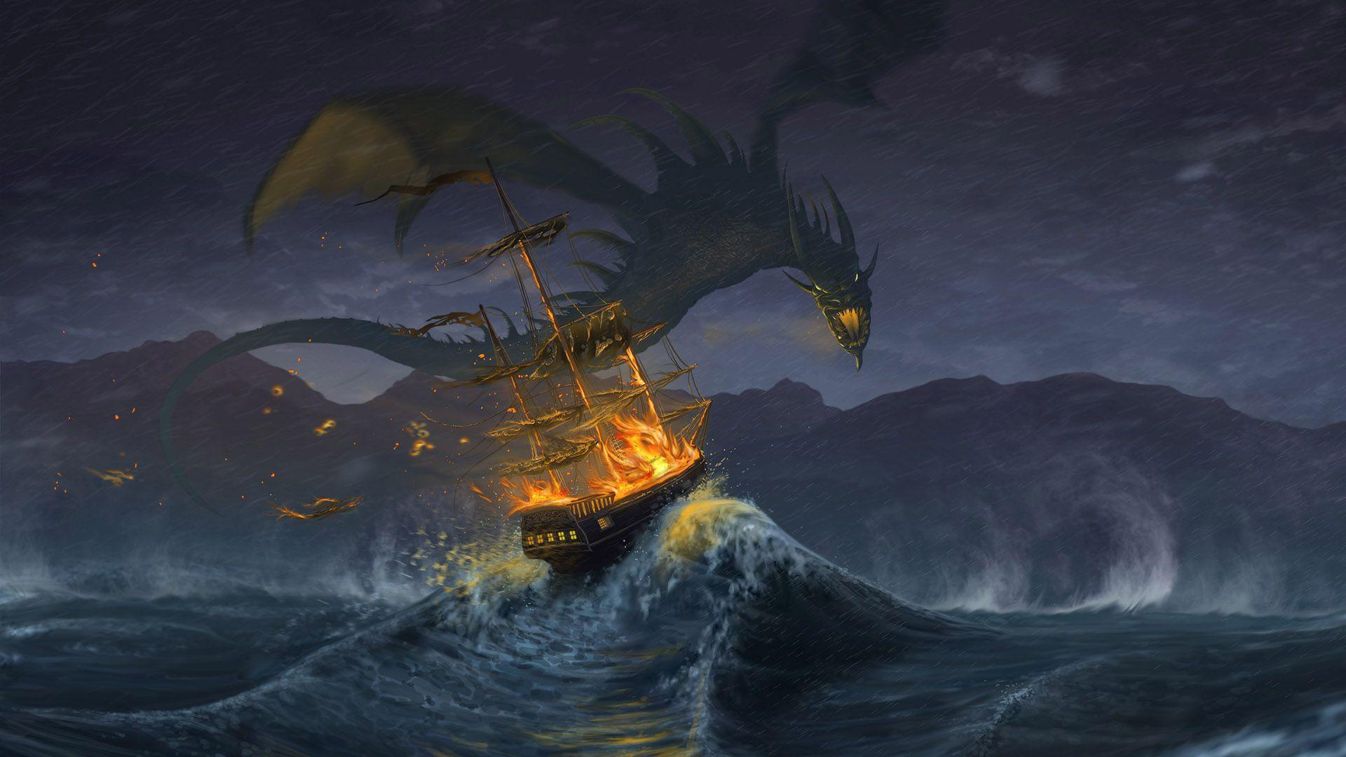 Fantasy Dragon Wallpaper Dragons In 2019 Dragon Fantasy