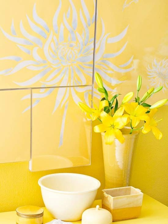 Yellow, I Love You diy-home | Favorite Art Pins | Pinterest ...