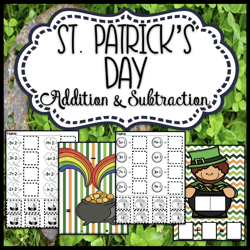 St Patrick S Day Activities With Images