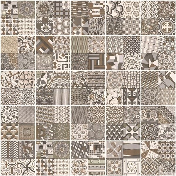 Carrelage Style Ciment Tapis 44x44 Cm Ciment Contemporain As De Carreaux Carreaux Ciment Carrelage Et Ciment