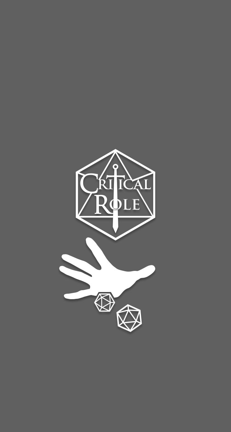 Critical Role Wallpapers By Vividvisions Critical Role