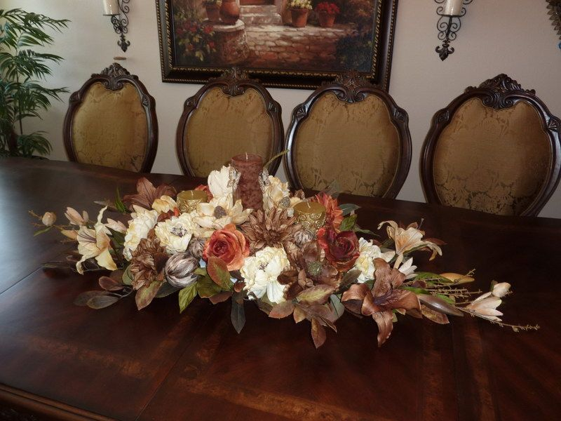 Dining Room Centerpiece Ideas With Candles Wall For Dining Room Table  Centerpieces