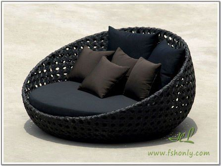 Source Rattan Ball Outdoor Round Lounge Chair On M Alibaba Com Lounge Chair Hammock Chair Rattan