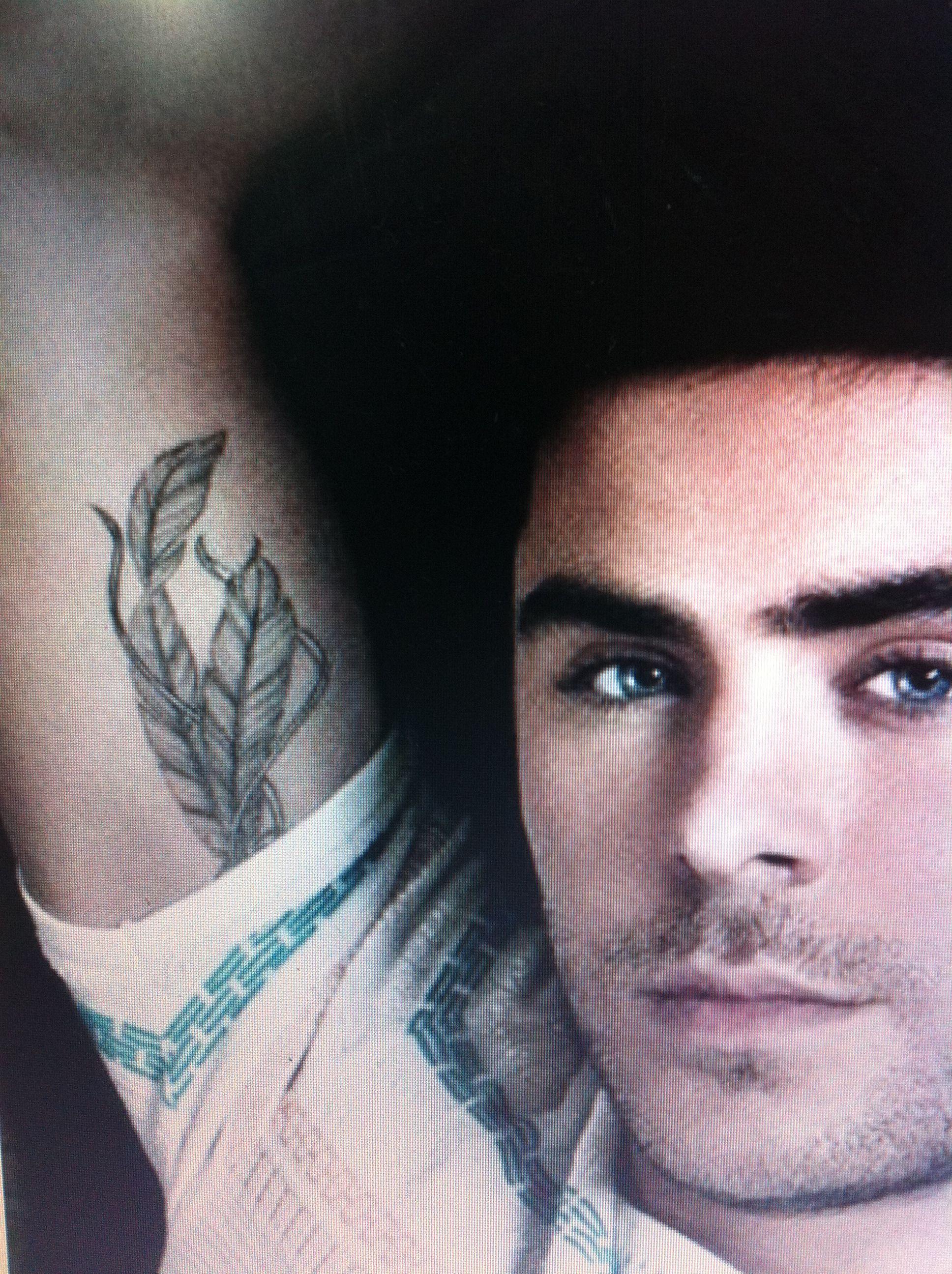 Does Zac Efron Have Tattoos : efron, tattoos, Efron's, Tattoo, Tatouage
