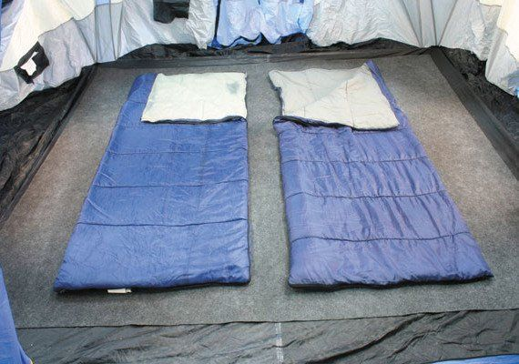 Drymate TCMC88100 Camping Tent Carpet Mat, 7'4 | Best tents for ...