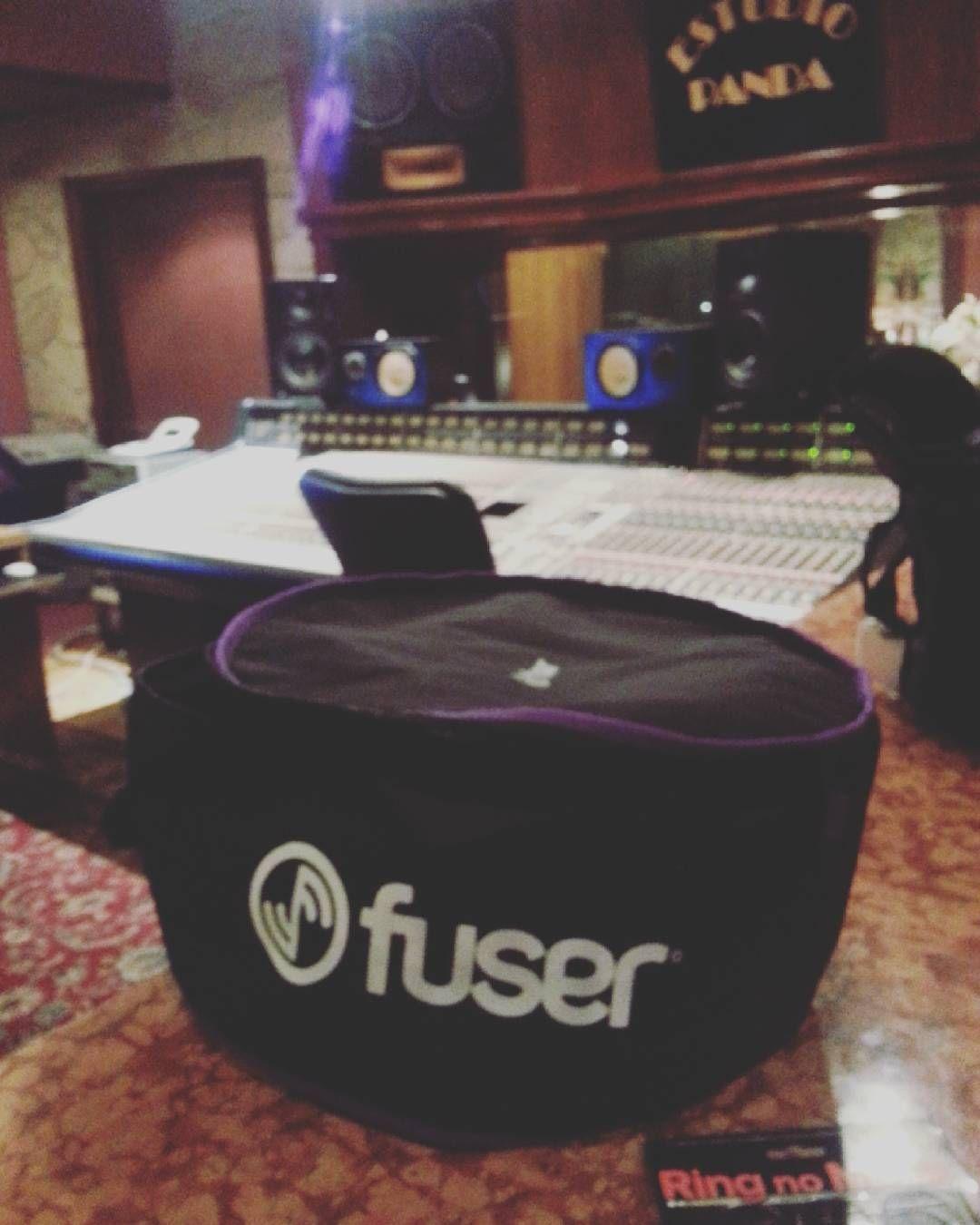 Arrancamos dos dias de grabación en el gran Estudio Panda con el Abel.  #stc #drumdoctor #fuser #seminariodedrumdoctor @zildjianusa @solidrums_argentina @dbdrums_ok @nicooruga  #rec  #drumporn #recording by sebastiantanocavalletti
