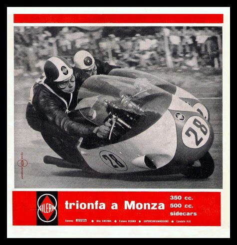 Gilera racers. | the marquis