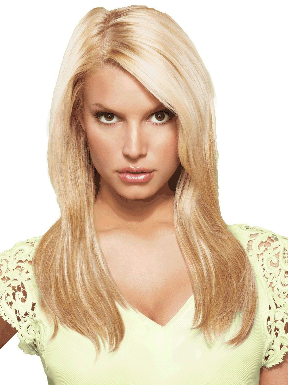 Hairdo From Jessica Simpson And Ken Paves 22 Vibralite Synthetic