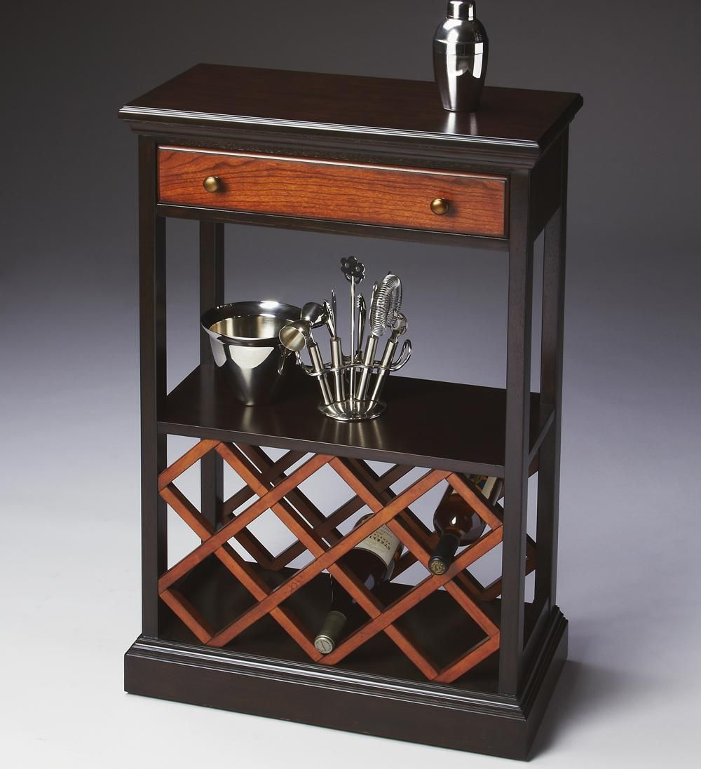 Tables Wine Rack by Butler Specialty Company