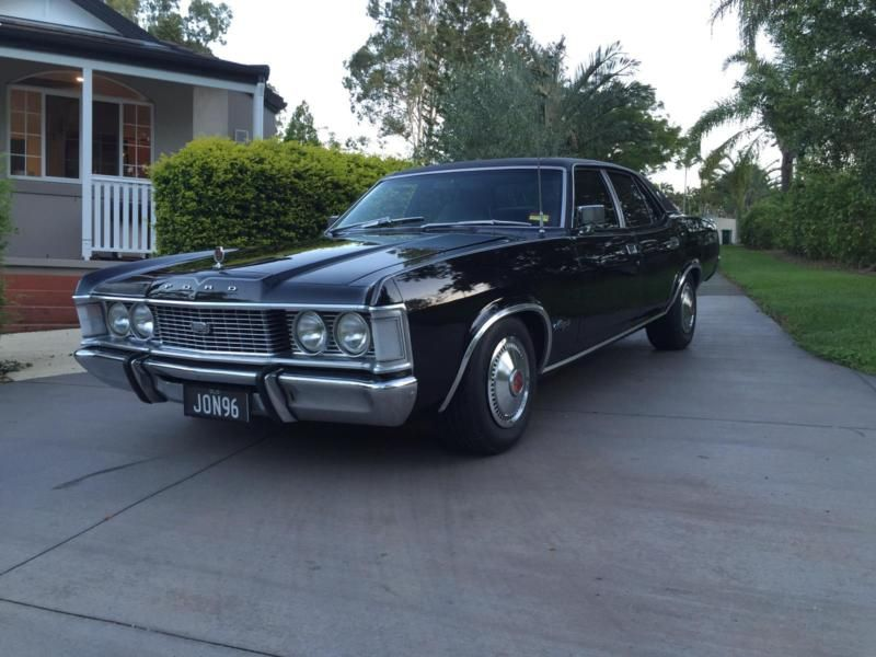 1977 Ford Fairlane Marquis Cars Vans Utes Gumtree Australia