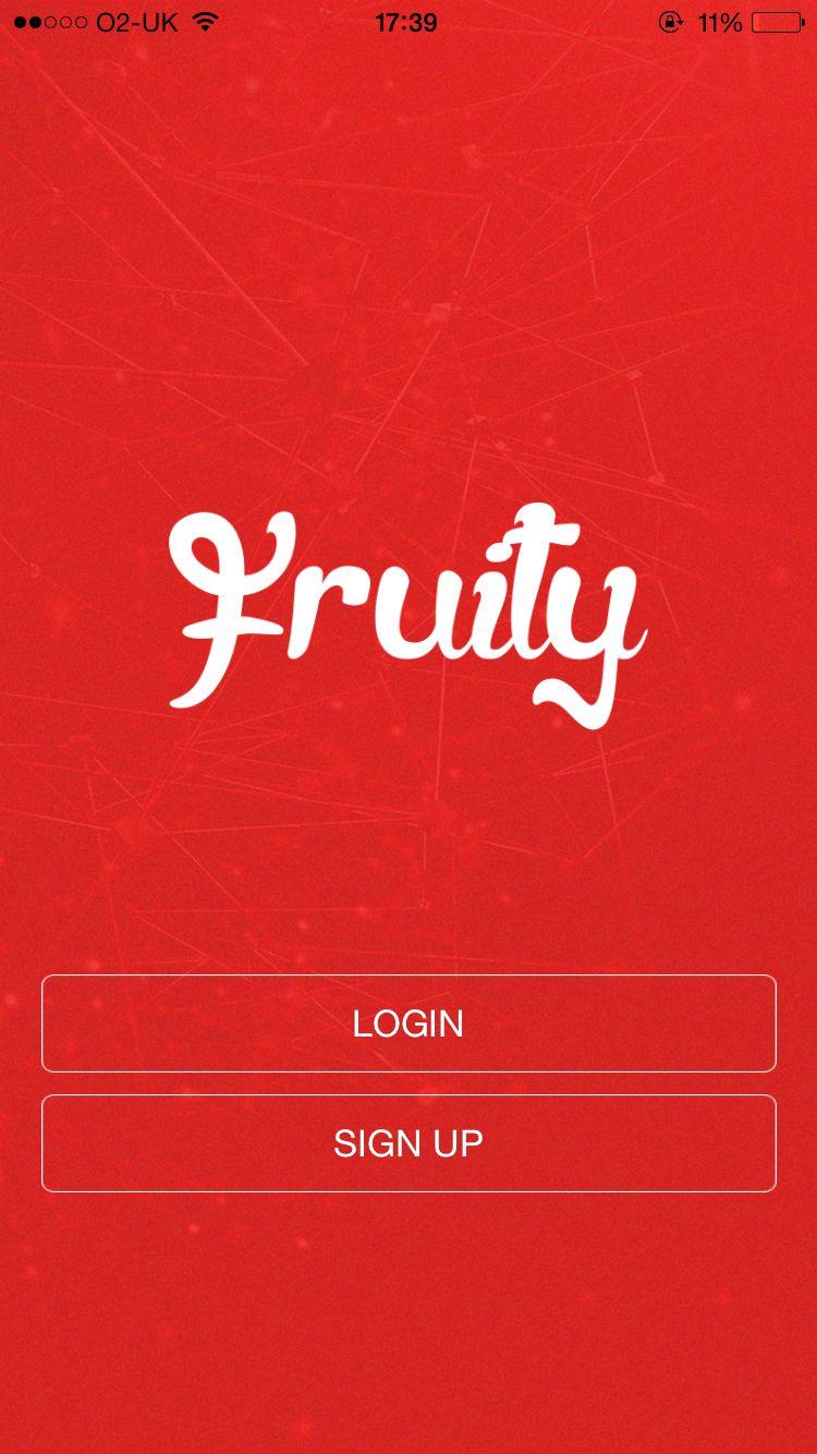 Signuppage loginpage fruity Neon signs, Login page