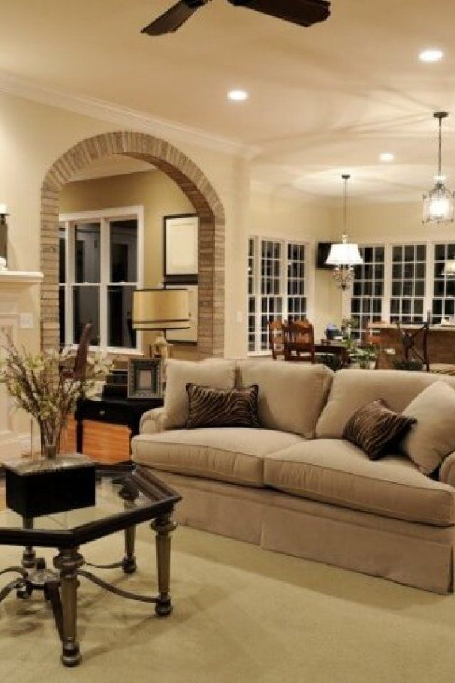 5 Great Room Designs A Front Room, Within The Absence Of A Parlor Or Sitting Room, Is Usually S ...