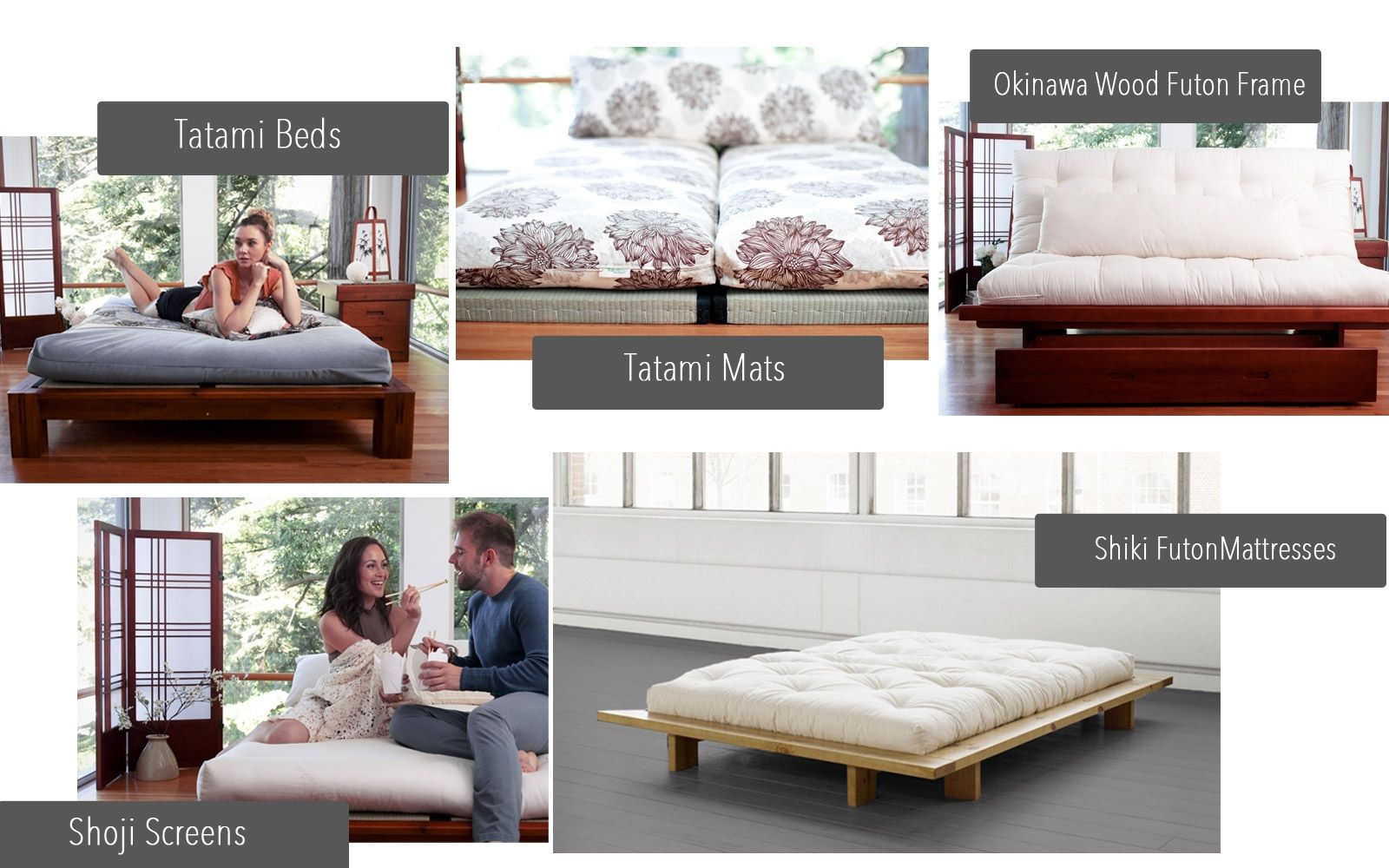 Japanese Furniture The Futon