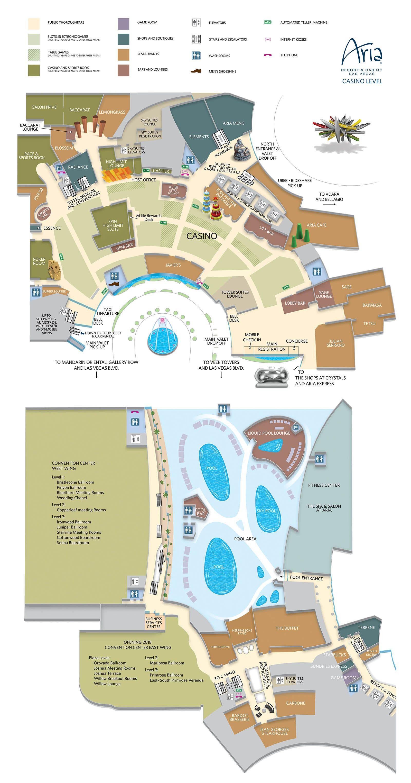 Aria Casino Property Map Amp Floor Plans Las Vegas Las Vegas Map Vegas Trip Aria Las Vegas