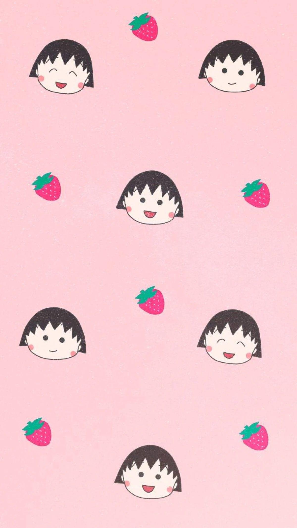 Chibi maruko chan Seni, Ilustrasi, Kartun