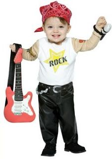Rock Star Costume Ideas For Kids Costumes Costumes Halloween