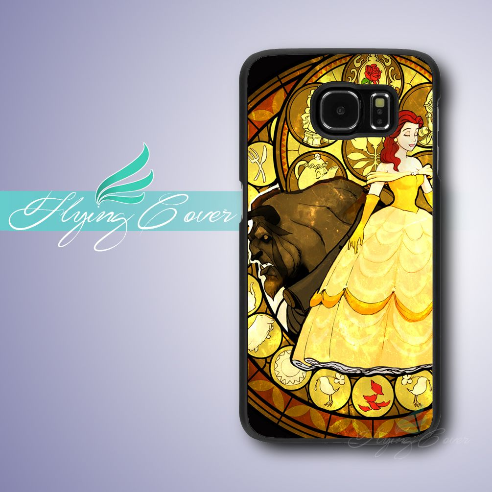 Coque Beauty and the beast Phone Cases for Samsung Galaxy S3 S4 S5 ...