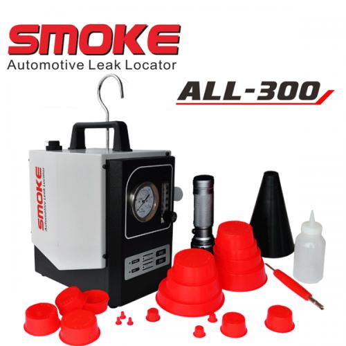 Automotive Smoke Leak Detector. Smoke Automotive Leak