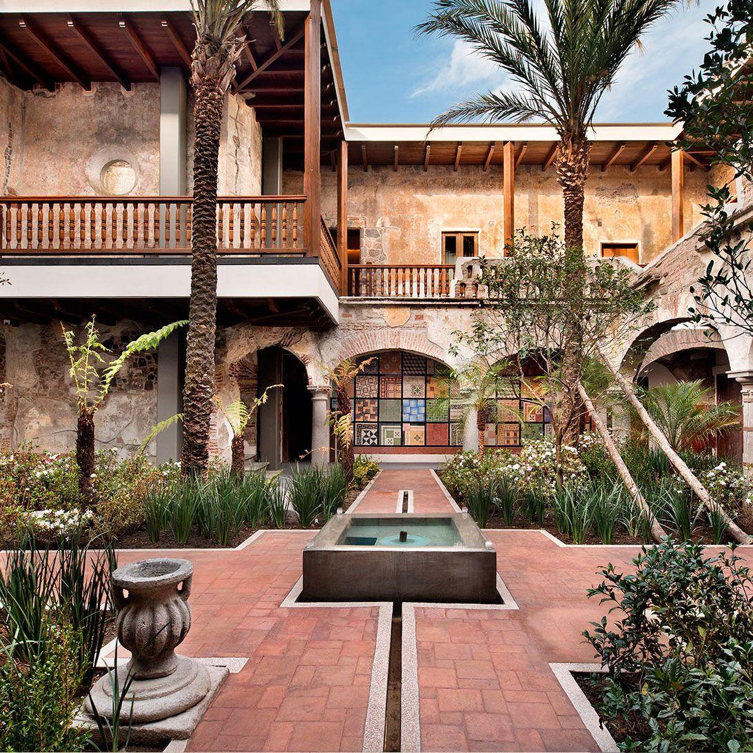 Hotel Cartesiano Puebla Mexico