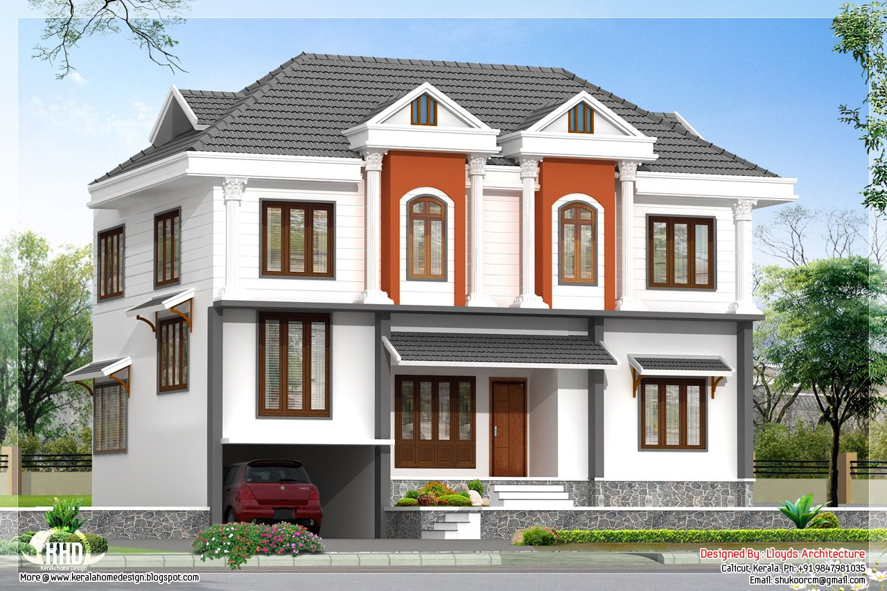 building plans 4 bedroom house 3d - Google Search | Home ...