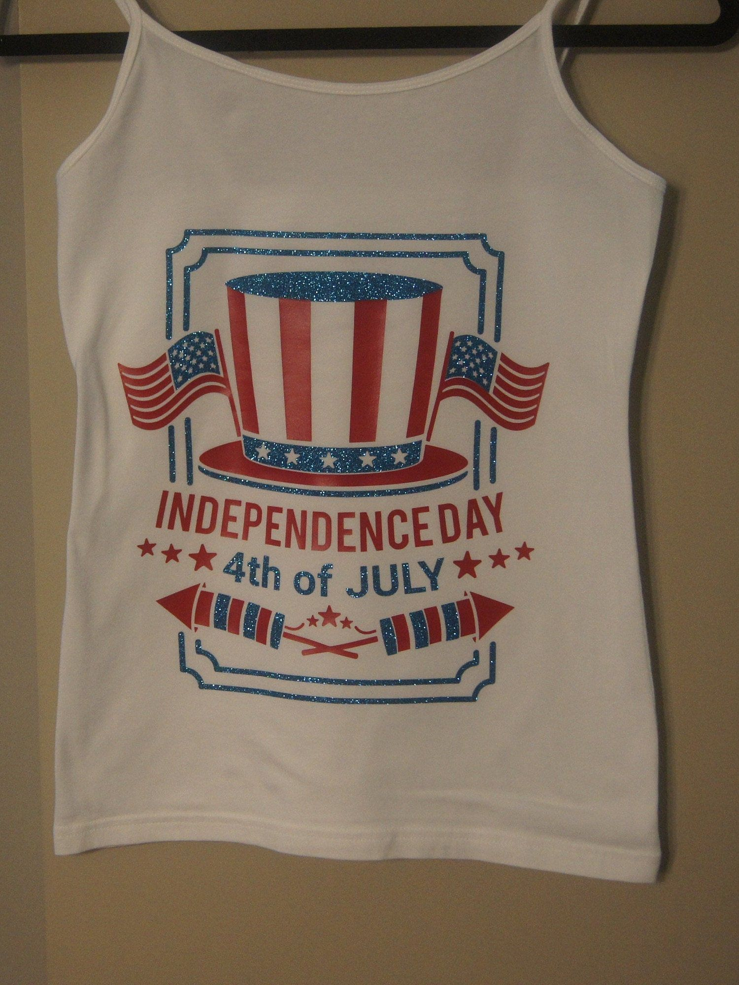 Women's Tank / 4Th Of July Independence Day Womens tank