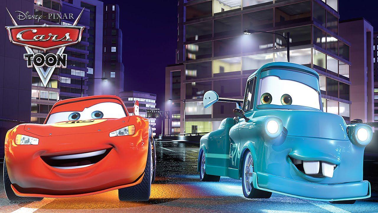 3 Cars Toon Mater S Tall Tales Tokyo Mater Disney Kids