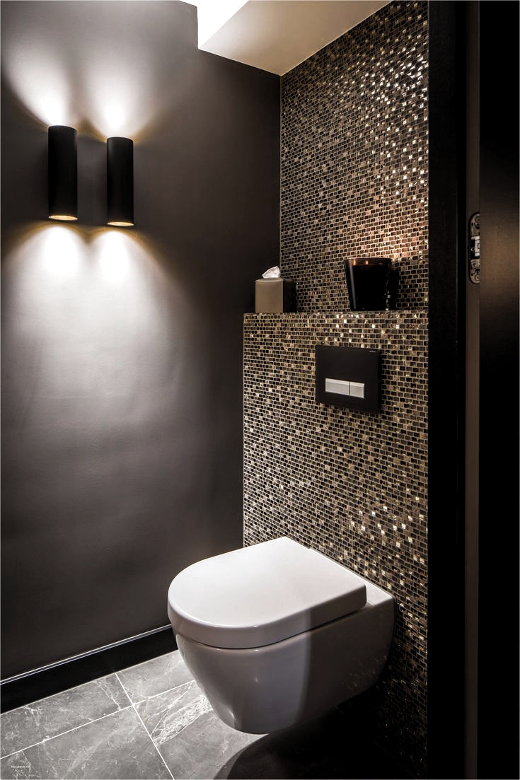 Thrill Your Site Visitors With These 30 Cute Half Bathroom Styles Fifty Percent Washroom Ideas Yo In 2020 Bathroom Remodel Designs Guest Toilet Small Bathroom Remodel