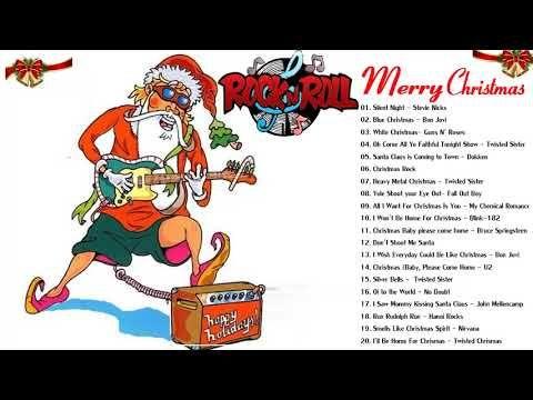 rock n roll christmas songs 2018 - Best Christmas Rock Songs