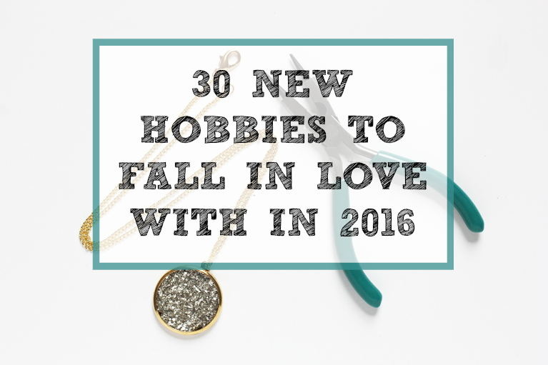 4 Festive Ideas to Ring in the New Year Hobbies to try