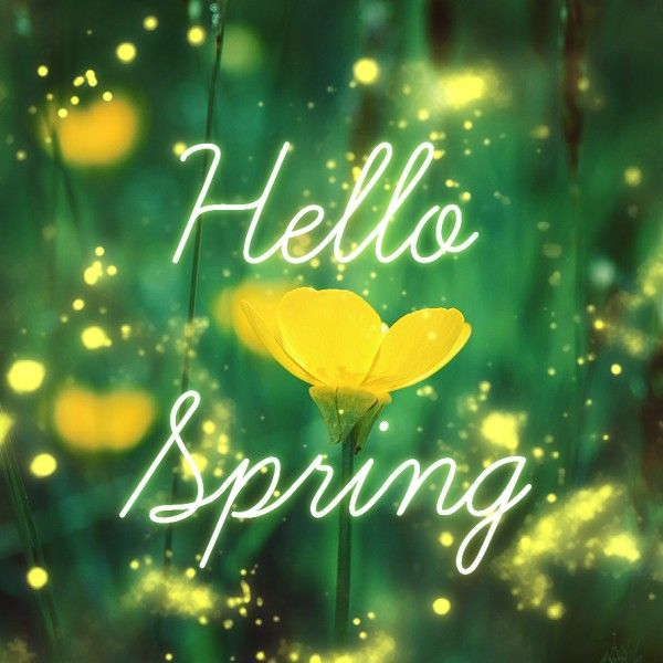 Hello Spring fashion First Day of Spring Thursday March