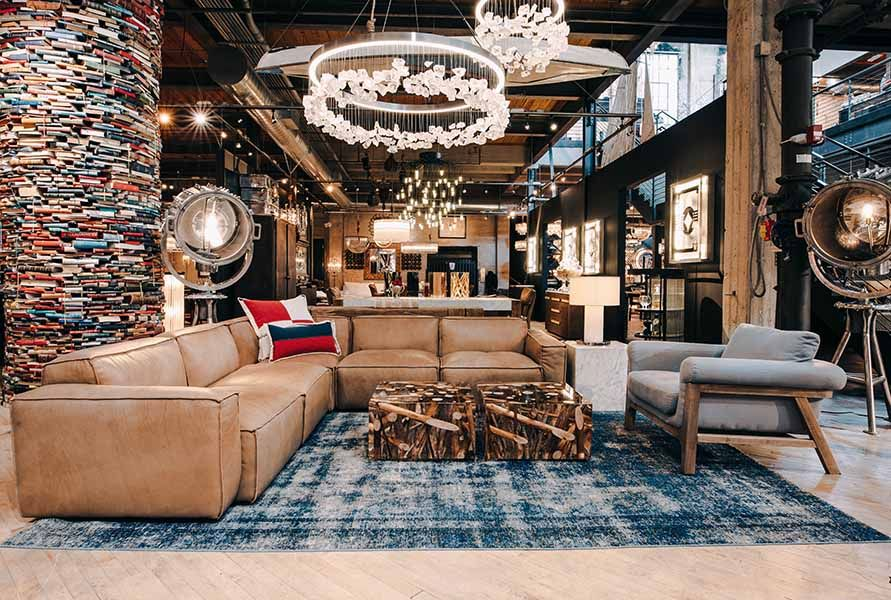 Los Angeles Furniture Store Timothy Oulton Furniture Los Angeles Furniture Industrial Livingroom