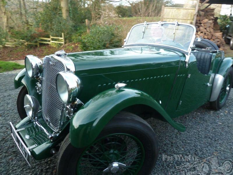 1934 Singer Le mans sports 2 seats | Vintage British Sports Cars ...
