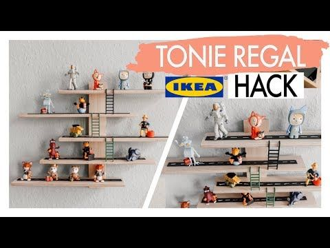 IKEA HACK TONIE REGAL FÜRS KINDERZIMMER I EILEENA