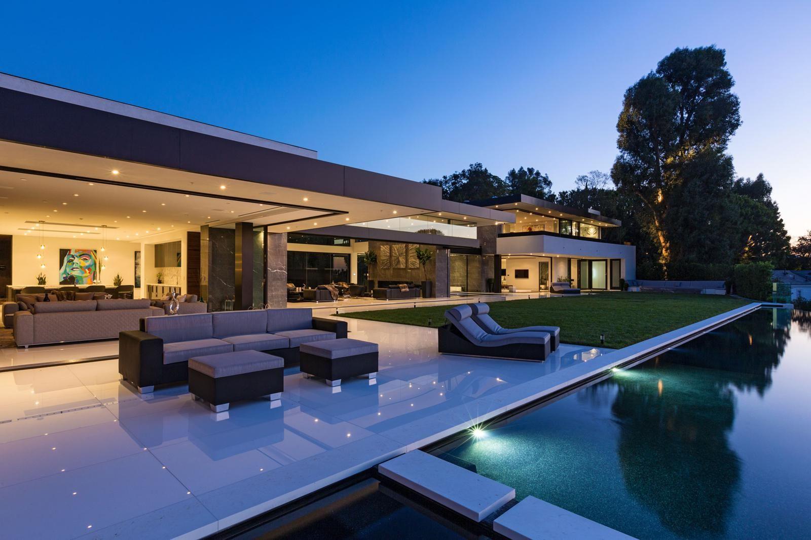 864 Stradella Bel Air House Designs Pinterest Bel