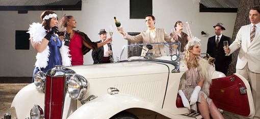 Win tickets to the Great Gatsby opening night at Spier