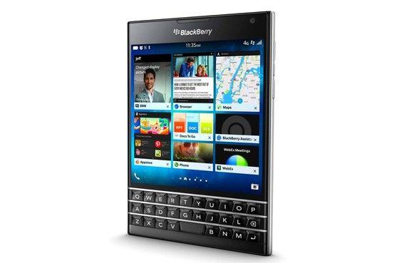 BlackBerry regresa a sus raíces con el Passport - WSJ