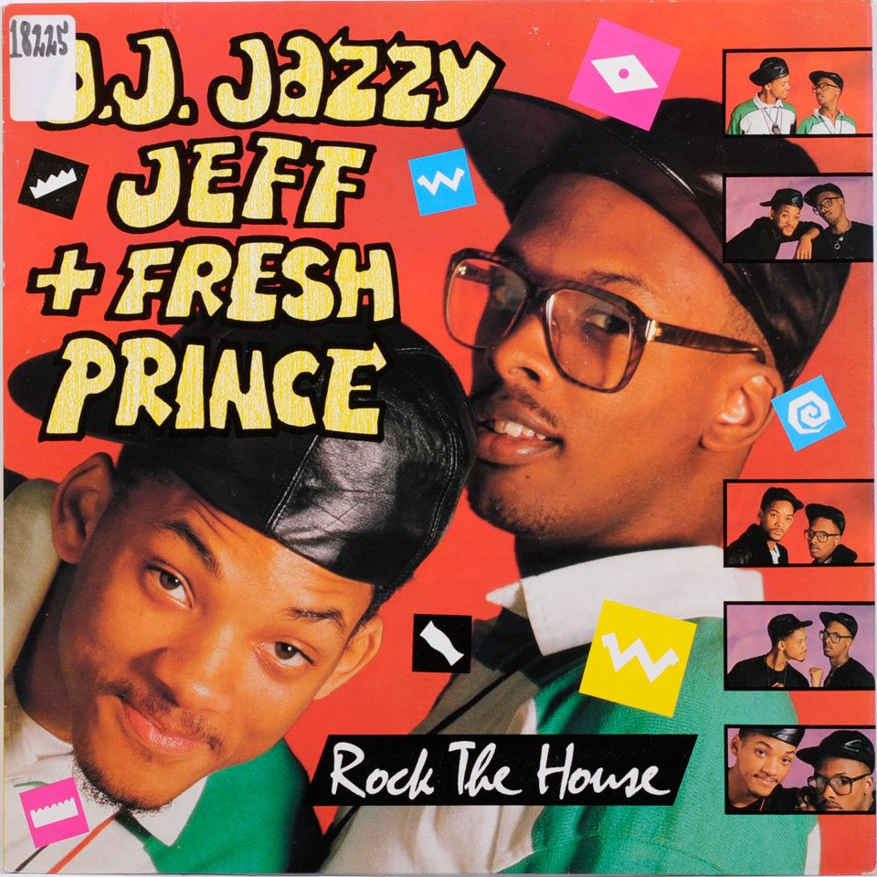 John peels copy of d j jazzy jeff and fresh prince rock for Jazzy house music
