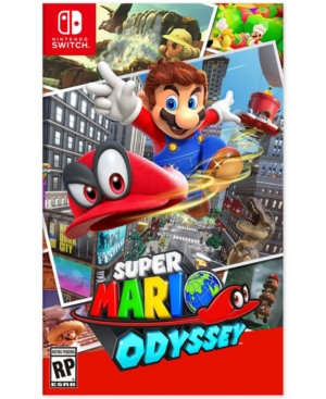 Nintendo Switch Super Mario Odyssey Products Pinterest Super
