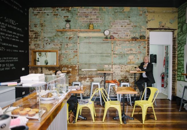 Little Mule Opens In Stanmore Cafe Interior Commercial