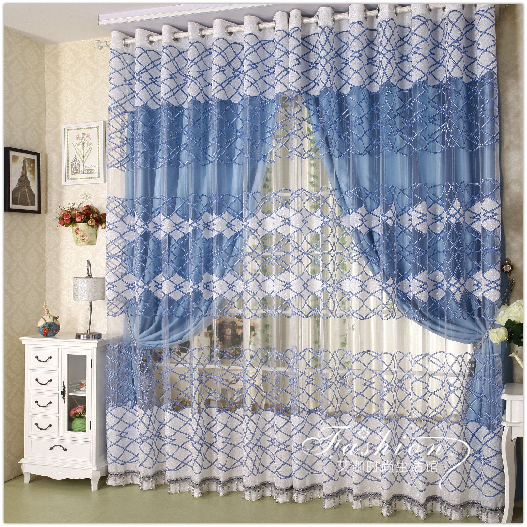 Cotton curtains for every room | Drapery Room Ideas | Cotton ...