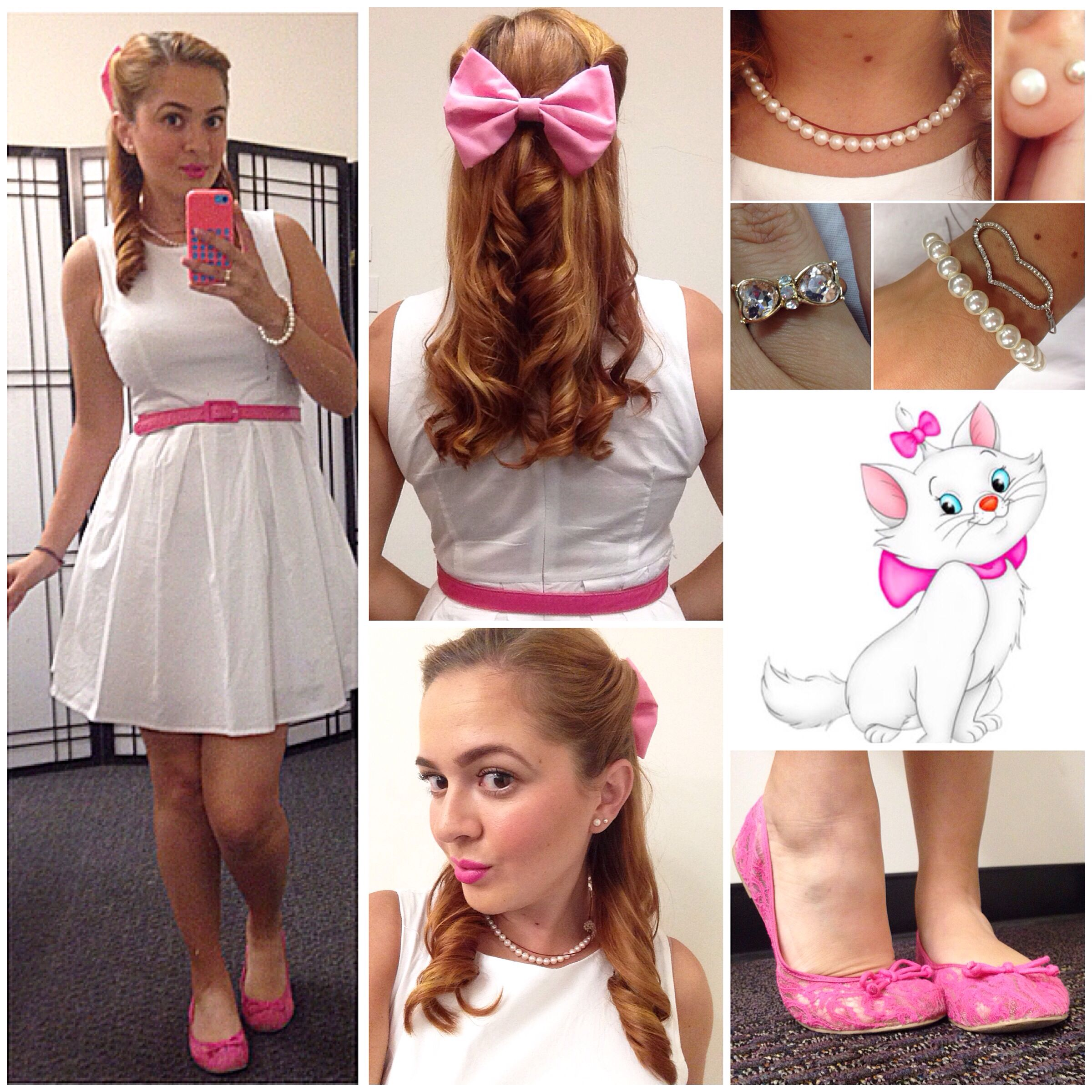Because Im A Lady Thats Why Marie Disneybound Aristocats