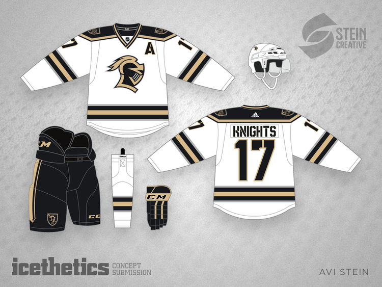 Las Vegas Knights Icethetics Co Hockey Jersey Las Vegas Knights Hockey Uniforms